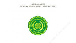 Contoh latar belakang laporan PPL terbaru