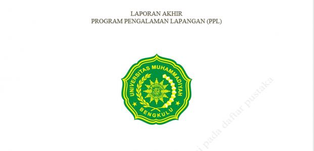 Contoh latar belakang laporan PPL